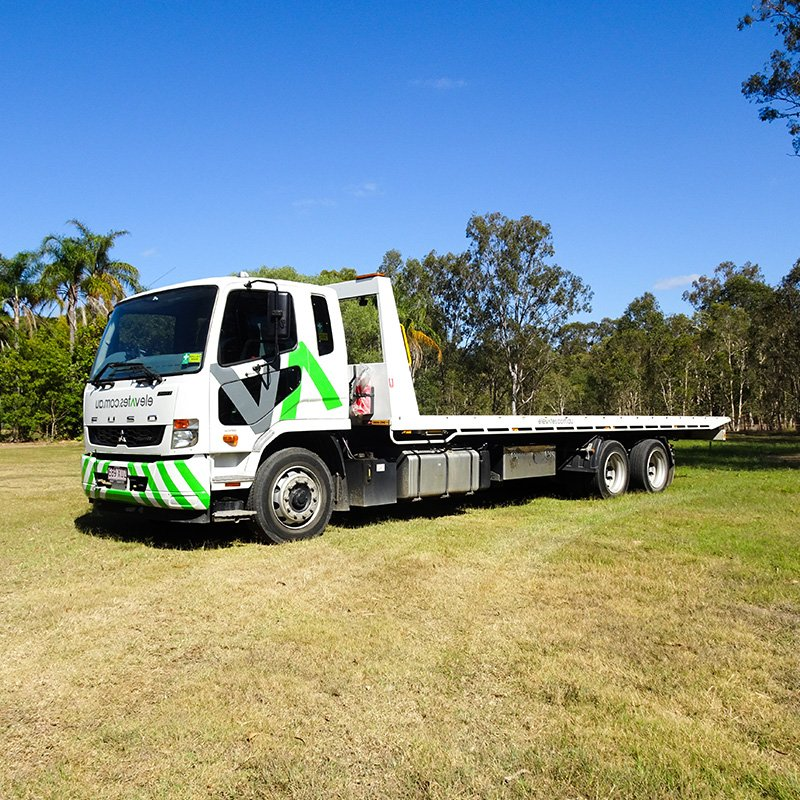 Elevates - Brisbane - Wide Bay - Moreton - Crane Hire & Tilt Tray Hire